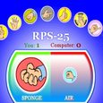 RPS 25 Game